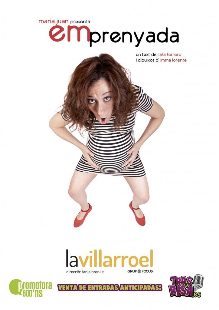 EMPRENYADA - TEATRE LAVILLARROEL
