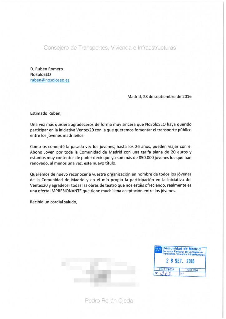 Reconocimiento Agencia Marketing Madrid
