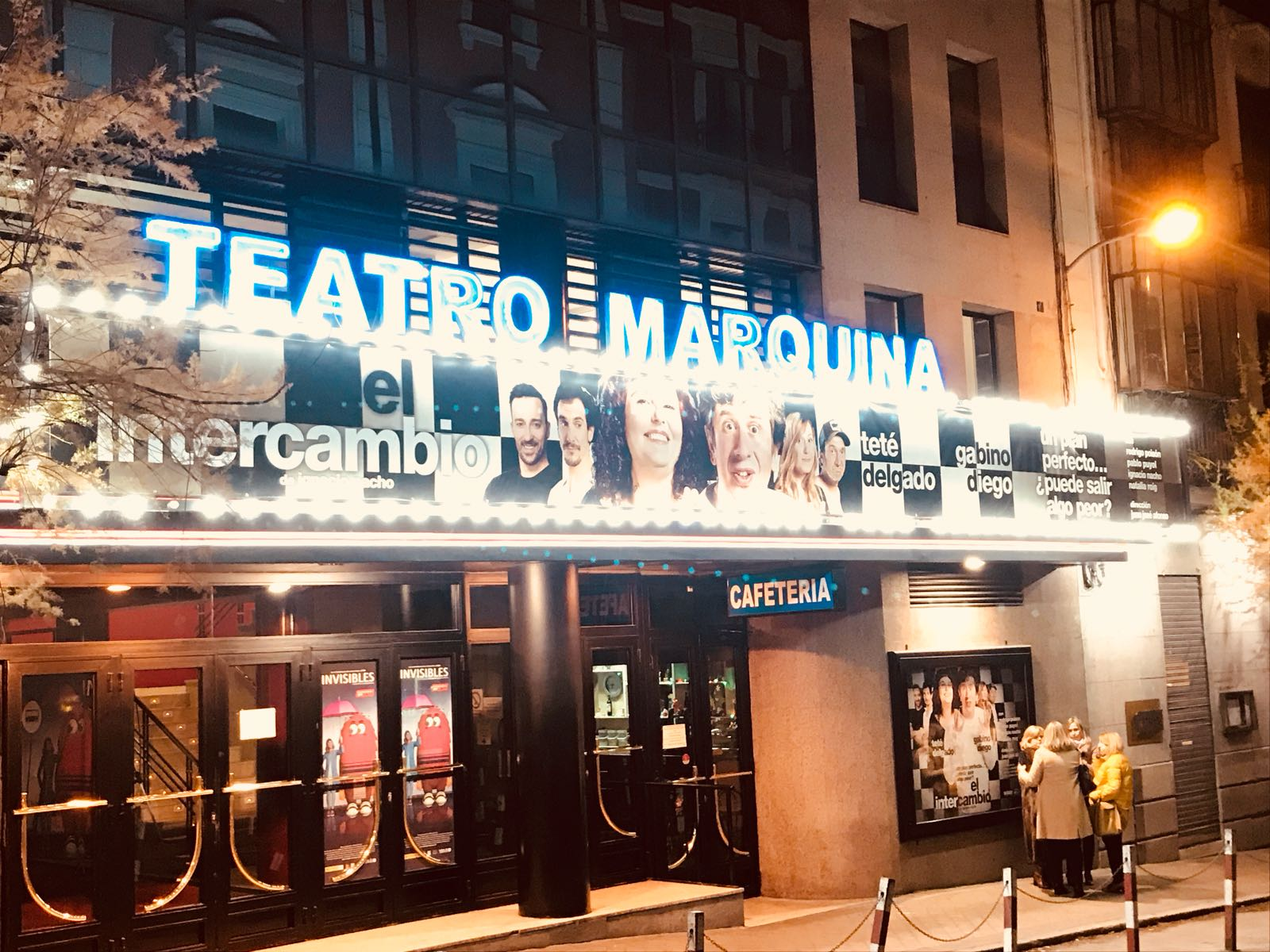 Marketing Teatro Madrid